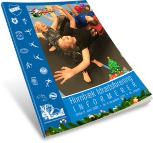 Hornbæk Idrætsforening Informerer